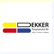 Logo Dekker Totaalservice